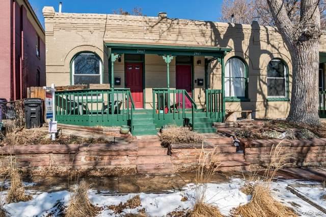 2467 W Argyle Place, Denver, CO 80211 (#9822008) :: The Peak Properties Group