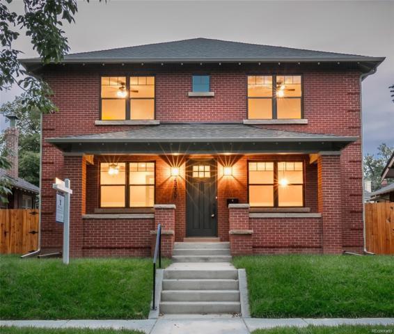 2548 Fairfax Street, Denver, CO 80207 (#9822157) :: Venterra Real Estate LLC