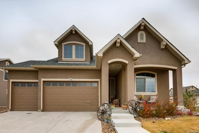5458 Fundy Street, Denver, CO 80249 (#9822363) :: The Peak Properties Group