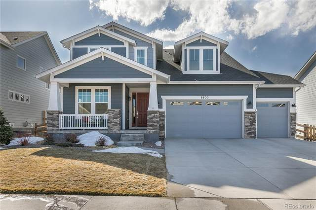 8833 Dunraven Street, Arvada, CO 80007 (#9822650) :: The Griffith Home Team