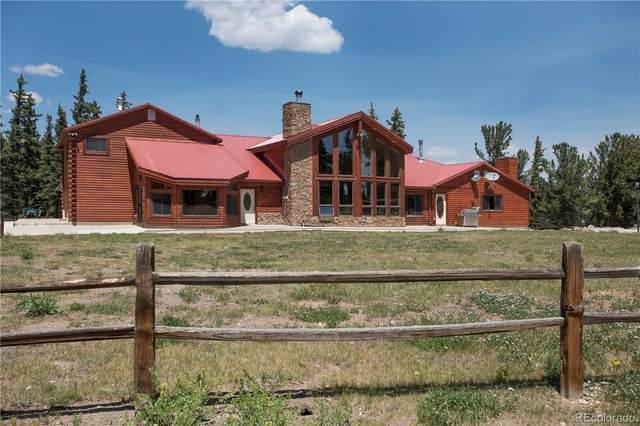 89 Sheep Creek Trail, Fairplay, CO 80440 (#9822711) :: iHomes Colorado