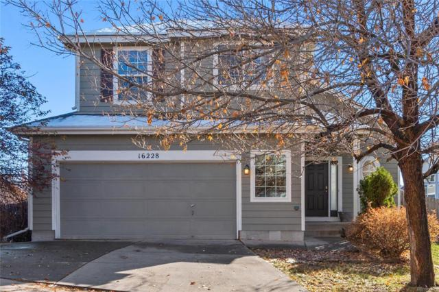 16228 White Hawk Drive, Parker, CO 80134 (#9822744) :: Bring Home Denver