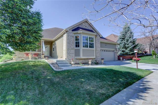 23450 E Phillips Place, Aurora, CO 80016 (#9822848) :: The DeGrood Team