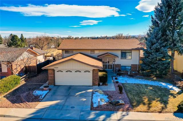 12660 W 66th Place, Arvada, CO 80004 (#9823073) :: The DeGrood Team