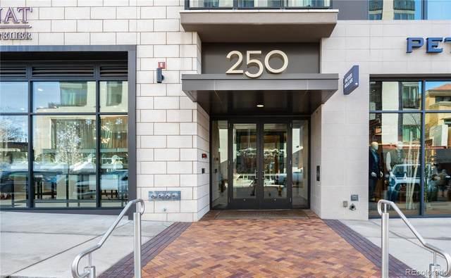 250 Columbine Street #311, Denver, CO 80206 (#9823268) :: milehimodern