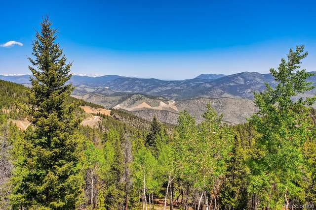 3783 Beaver Brook Canyon Road, Evergreen, CO 80439 (#9823276) :: The Colorado Foothills Team   Berkshire Hathaway Elevated Living Real Estate
