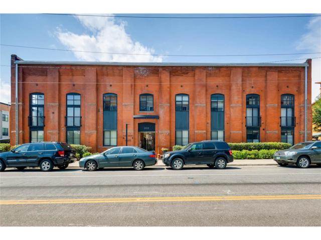 3225 Blake Street #7, Denver, CO 80205 (MLS #9823486) :: 8z Real Estate