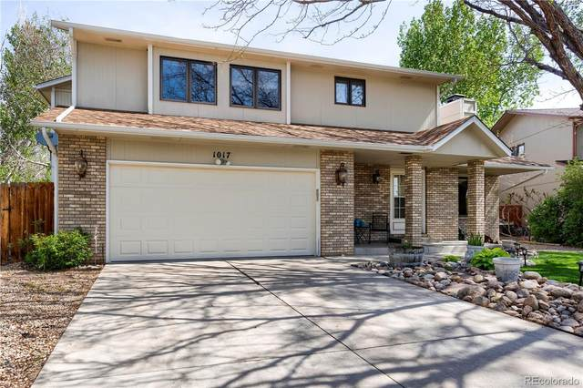 1017 Pinyon Drive, Windsor, CO 80550 (#9823754) :: Colorado Home Finder Realty