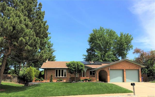 10031 E Cornell Avenue, Denver, CO 80231 (#9823837) :: The Griffith Home Team