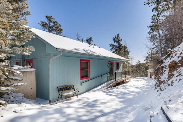9910 Mountain Road, Cascade, CO 80809 (#9824064) :: The Heyl Group at Keller Williams