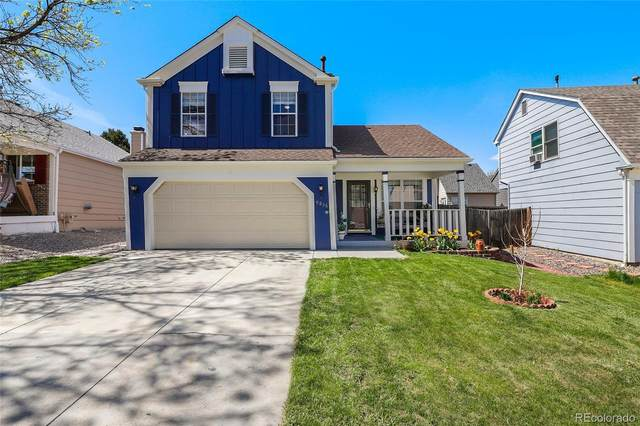 9836 Fairwood Street, Littleton, CO 80125 (MLS #9824099) :: Clare Day with Keller Williams Advantage Realty LLC