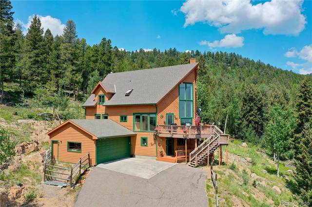 30382 Mary Drive, Conifer, CO 80433 (#9824323) :: Hudson Stonegate Team