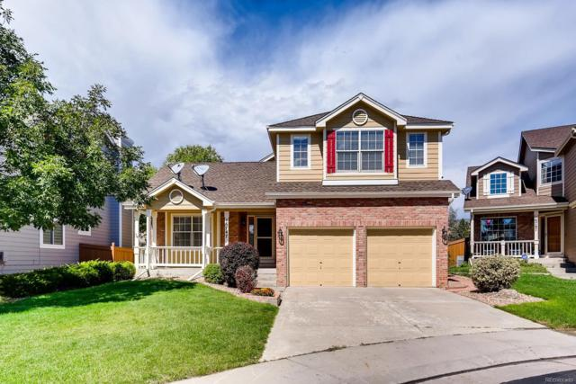 16747 E Belleview Place, Centennial, CO 80015 (#9824555) :: The Tamborra Team