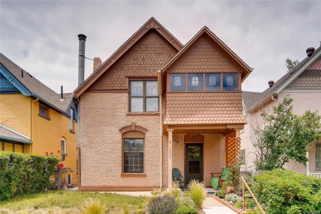 2523 S Acoma Street, Denver, CO 80223 (MLS #9824681) :: 8z Real Estate