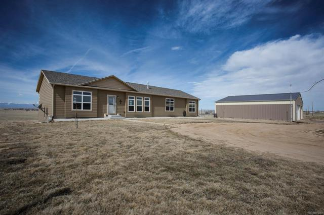 25265 E State Highway 110, Calhan, CO 80808 (#9824702) :: The HomeSmiths Team - Keller Williams