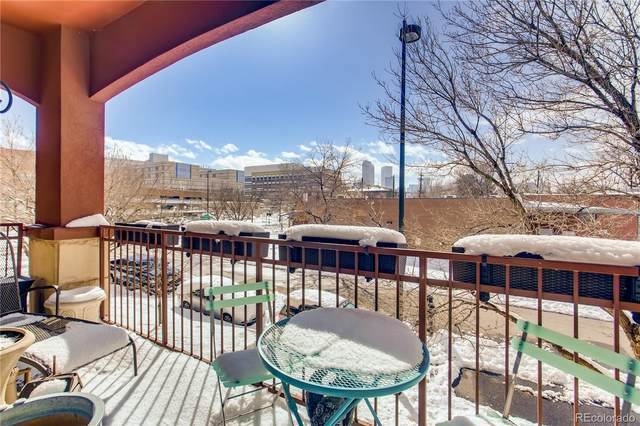 2100 N Humboldt Street #202, Denver, CO 80205 (#9824827) :: Compass Colorado Realty