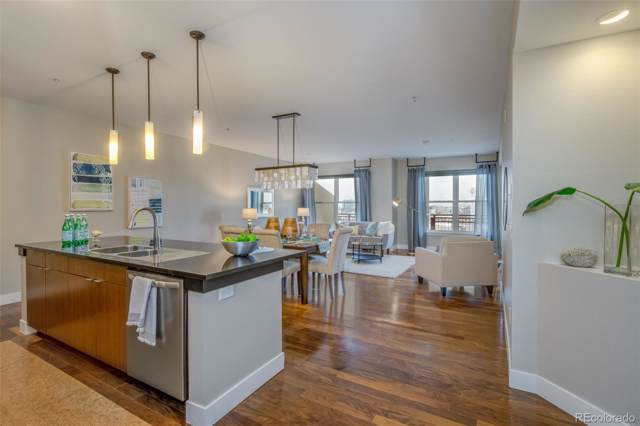 2240 N Clay Street #603, Denver, CO 80211 (#9825083) :: The Gilbert Group