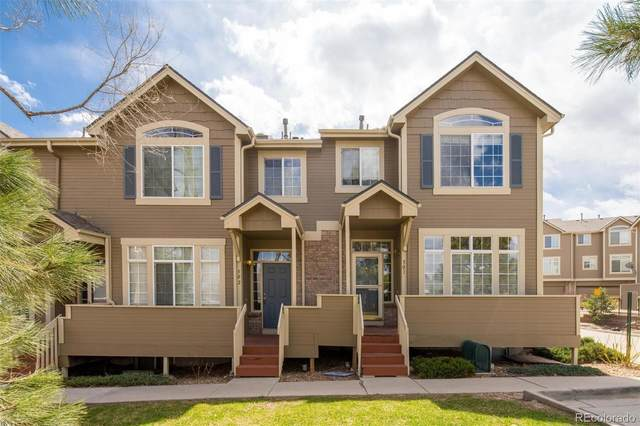 5555 E Briarwood Avenue #501, Centennial, CO 80122 (#9825465) :: Venterra Real Estate LLC
