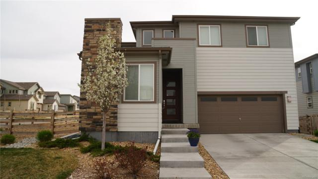 17298 E 109th Avenue, Commerce City, CO 80022 (#9825523) :: The Peak Properties Group