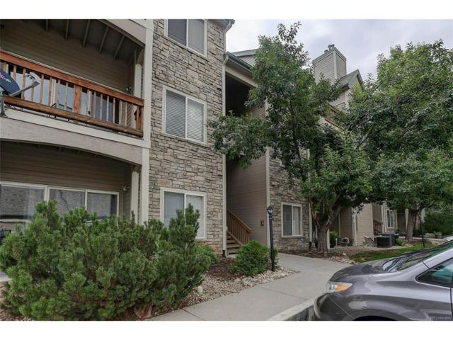 7429 S Alkire Street #302, Littleton, CO 80127 (MLS #9825571) :: 8z Real Estate