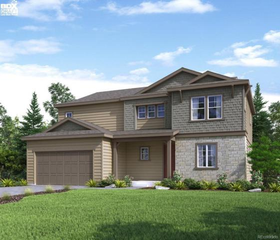 3234 Picketwire Way, Castle Rock, CO 80108 (MLS #9825621) :: 8z Real Estate