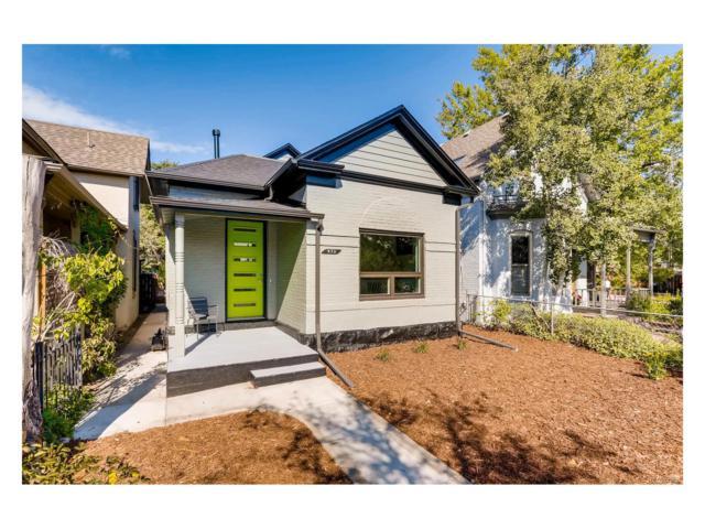 973 Lipan Street, Denver, CO 80204 (MLS #9825662) :: 8z Real Estate