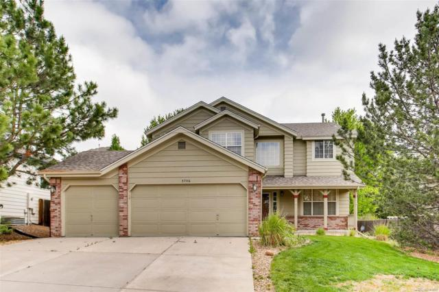 5746 S Truckee Court, Centennial, CO 80015 (#9825781) :: Sellstate Realty Pros