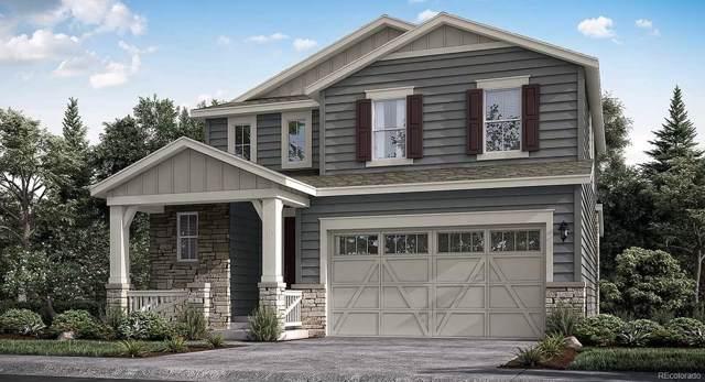 1072 S Gold Bug Court, Parker, CO 80134 (MLS #9826323) :: 8z Real Estate