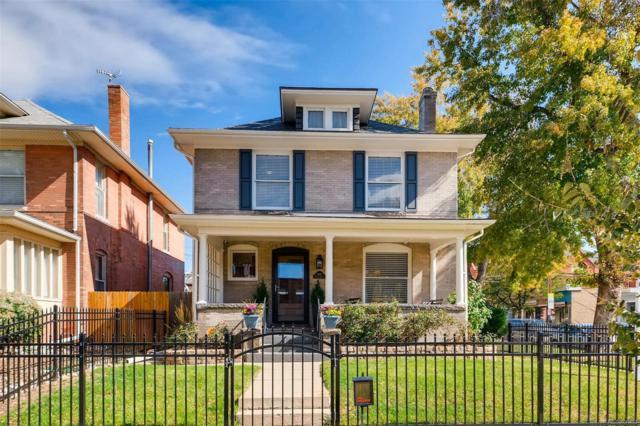 900 N Ogden Street, Denver, CO 80218 (MLS #9826577) :: Kittle Real Estate