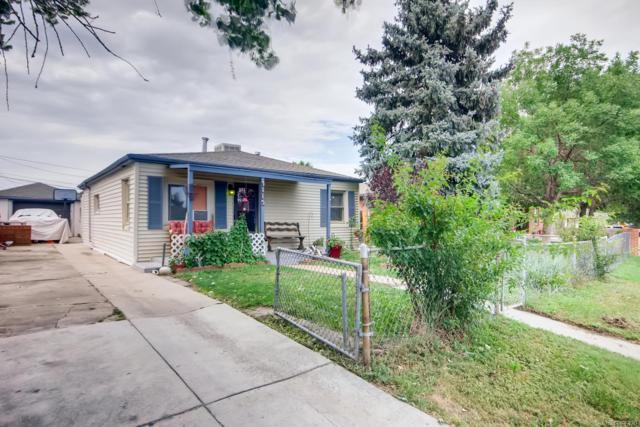3115 W Longfellow Place, Denver, CO 80221 (MLS #9826655) :: 8z Real Estate