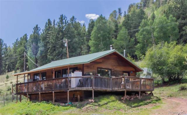 265 Independence Road, Cripple Creek, CO 80813 (MLS #9826825) :: 8z Real Estate