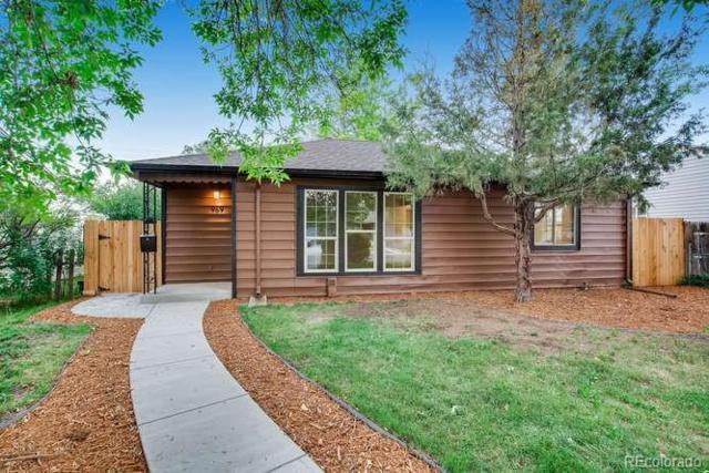 969 Xavier Street, Denver, CO 80204 (MLS #9826838) :: 8z Real Estate