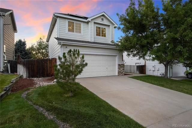 6023 S Zante Way, Aurora, CO 80015 (#9827597) :: Briggs American Properties