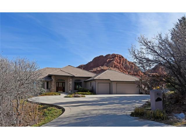 5676 Indian Paint Run, Littleton, CO 80125 (MLS #9827760) :: 8z Real Estate
