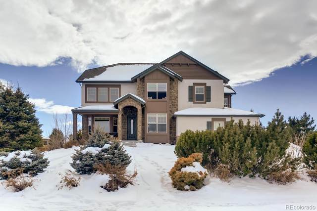 7076 Fallon Circle, Castle Rock, CO 80104 (#9827916) :: James Crocker Team