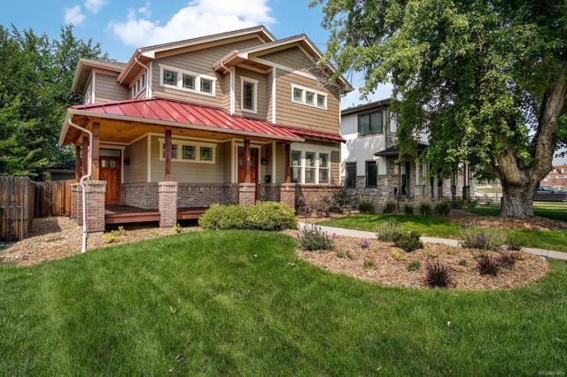 1605 S Madison Street, Denver, CO 80210 (#9828023) :: The Peak Properties Group