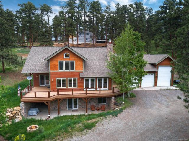 23111 Shoshone Road, Indian Hills, CO 80454 (#9828024) :: Bring Home Denver