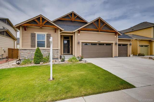 15950 Savory Circle, Parker, CO 80134 (#9828170) :: James Crocker Team