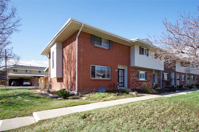 9147 E Oxford Drive, Denver, CO 80237 (#9828233) :: The Heyl Group at Keller Williams