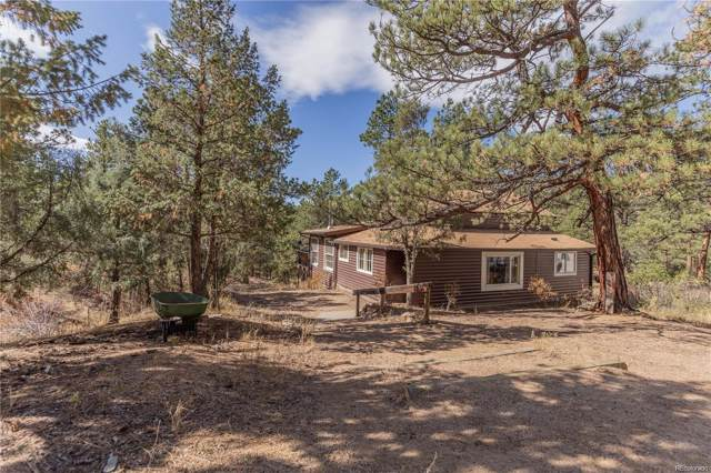 24123 Lincoln Avenue, Buffalo Creek, CO 80470 (MLS #9828309) :: 8z Real Estate