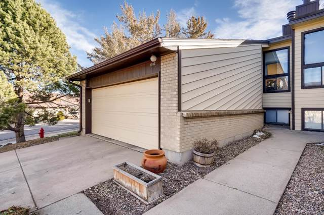 1152 S Otis Street, Lakewood, CO 80232 (#9828885) :: The Heyl Group at Keller Williams