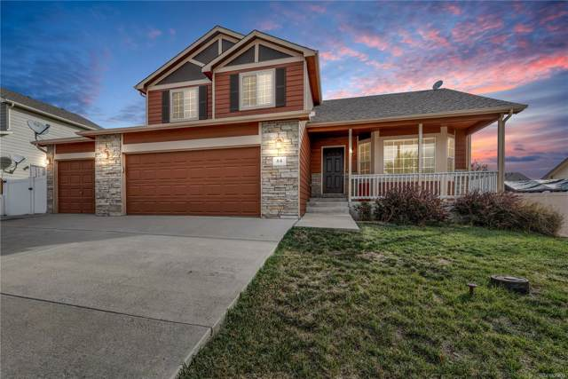 86 Grays Lane, Severance, CO 80550 (MLS #9828936) :: 8z Real Estate