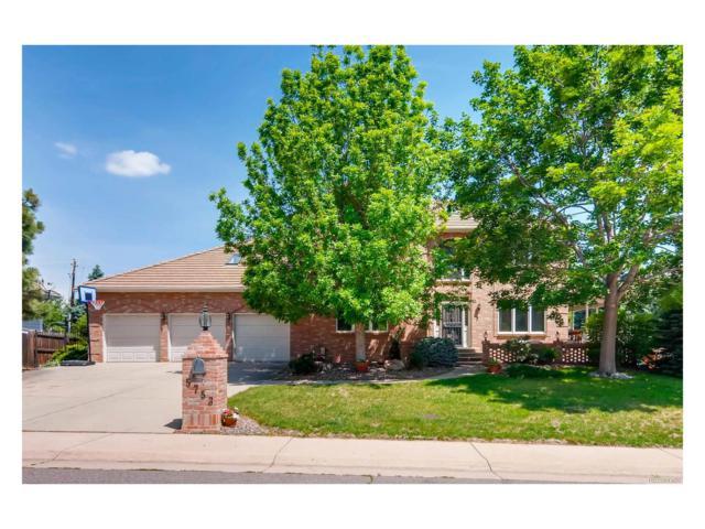 5753 W Marquette Drive, Denver, CO 80235 (MLS #9828996) :: 8z Real Estate
