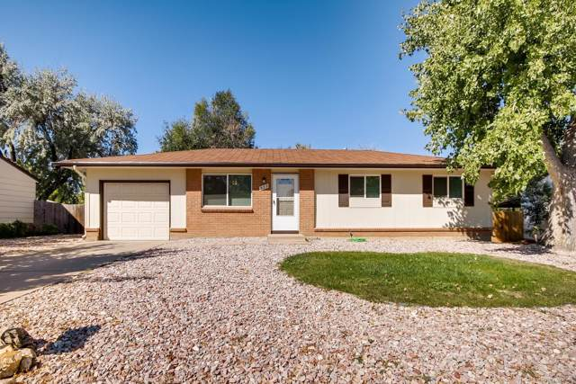 939 S Nile Way, Aurora, CO 80012 (#9829224) :: The Tamborra Team