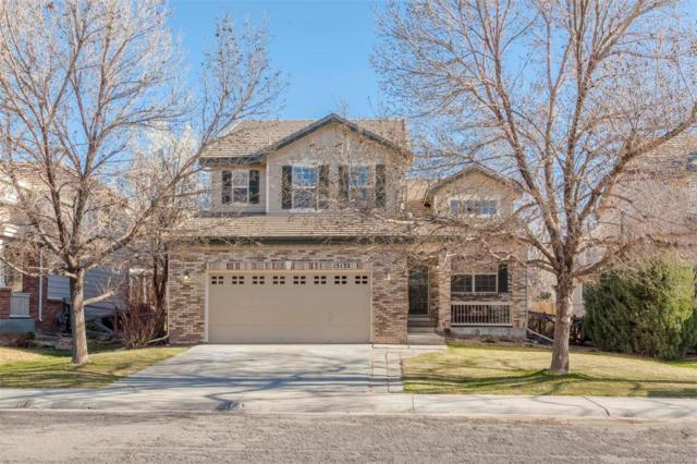 15132 E 116th Place, Commerce City, CO 80603 (#9829273) :: The Peak Properties Group