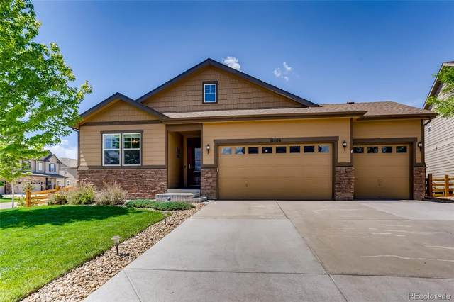 21409 E Union Drive, Aurora, CO 80015 (MLS #9829413) :: 8z Real Estate