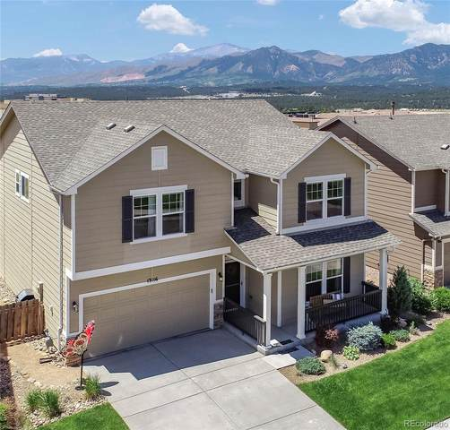 13116 Canyons Edge Drive, Colorado Springs, CO 80921 (MLS #9829801) :: 8z Real Estate