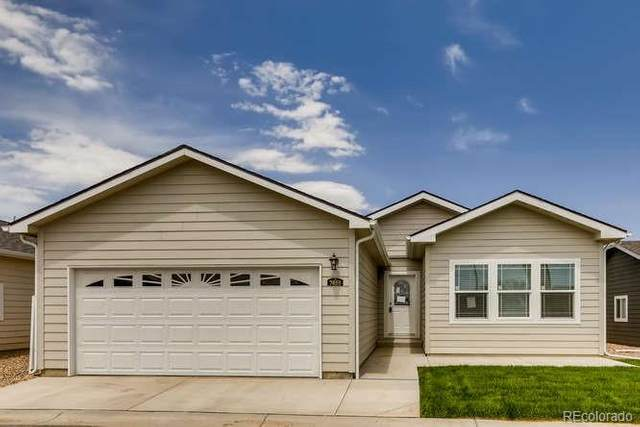 7855 Cattail Green, Frederick, CO 80530 (MLS #9830246) :: 8z Real Estate