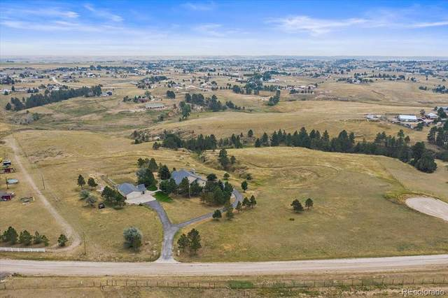 40988 Ricki Drive, Parker, CO 80138 (MLS #9831016) :: Clare Day with Keller Williams Advantage Realty LLC