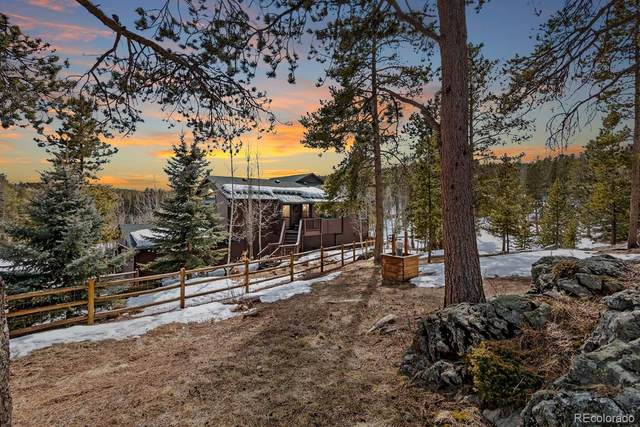 10787 Snowy Trail, Conifer, CO 80433 (#9831029) :: The Gilbert Group